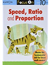Kumon Focus On Speed, Proportion & Ratio