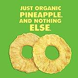 SOLELY Organic Dried Pineapple Rings, Medium