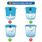 Electric Immersion Heater, CAMTOA 1500W Bucket