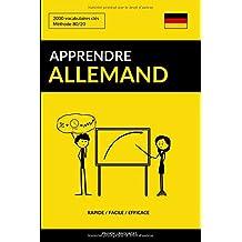 Apprendre l'allemand - Rapide / Facile / Efficace: 2000 vocabulaires clés