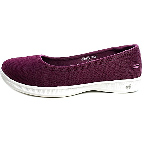 Skechers Go Step Lite Solace Donna US 7 Viola Mocassini