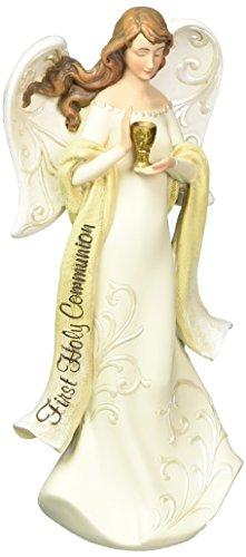 Angel Collection Joseph's Studio Exclusive First Communion Angel Figurine, 7.5-Inch