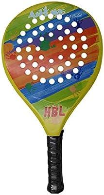 HBL - PALA PADEL HBL ANIME color: MULTICOLOR talla: JUNIOR: Amazon ...