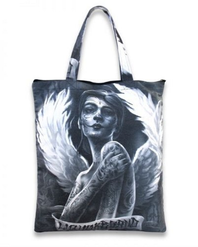 Liquor Brand - Rockabilly Shopper Tasche Angelica 43 x 47 cm