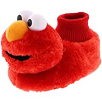 Image of Elmo Slippers for Toddlers