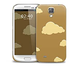 clouds Samsung Galaxy S4 GS4 protective phone case