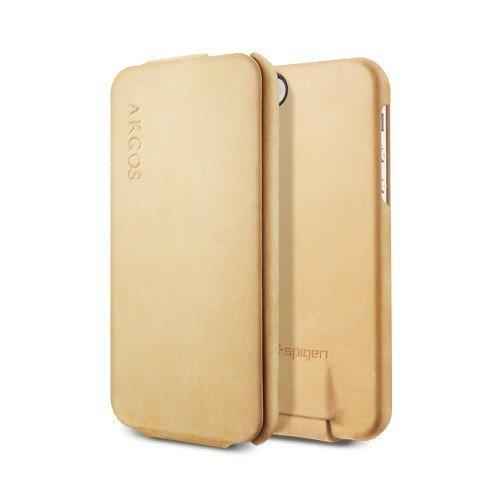SGP iPhone 5 Case Leather Flip [Argos] [Vintage Brown] Pr...