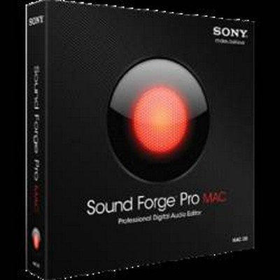 SOUND FORGE PRO MAC 2 - DOWNLOAD