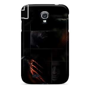New Tpu Hard Case Premium Galaxy S4 Skin Case Cover(tool)