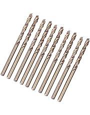 M35 Cobalt borrbitar – M35 Cobalt borrbit set HSS-CO borrset 1,0–5,0 mm för borrning på rostfritt stål (3,5 mm)