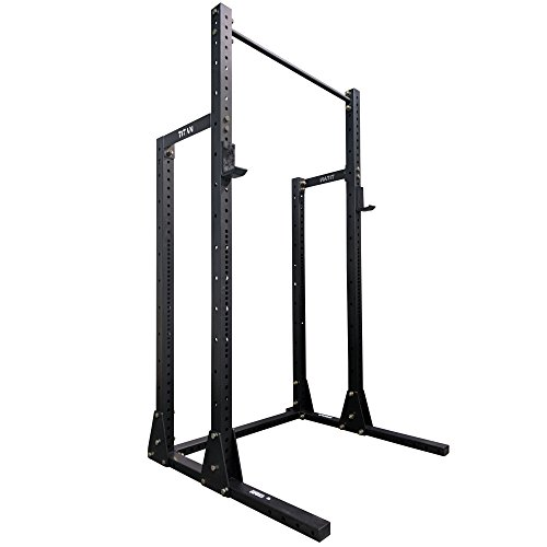 Titan X-3 Half Rack Power Squat Stand by Titan Fitness
