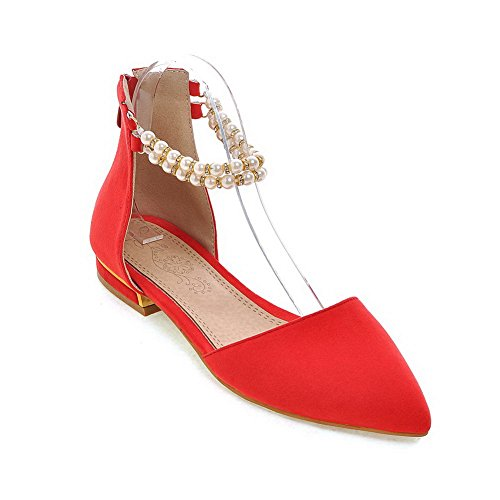 Urethane Toe Closed Lining Sandals DIU00688 Cold AN Jacinth Sandals Womens xqOwZ6qTg