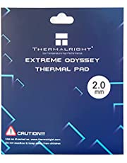 Thermalright Odyssey Thermal Pad 12.8 W/mK, 120x120x2mm, Heat Resistance, High-Temperature Resistance, Non-Conductive, Silicone Thermal Pads for Laptop Heatsink/GPU/CPU/LED/Gelid/PS4.(120*120*2mm)
