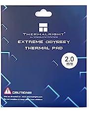 Thermalright Odyssey - Almohadilla térmica 120x120x2mm, resistencia al calor, resistencia a altas temperaturas, no conductora, almohadillas térmicas de silicona para disipador de calor de laptop/GPU/CPU/LED/Gelid/PS4 (120x120x2mm)