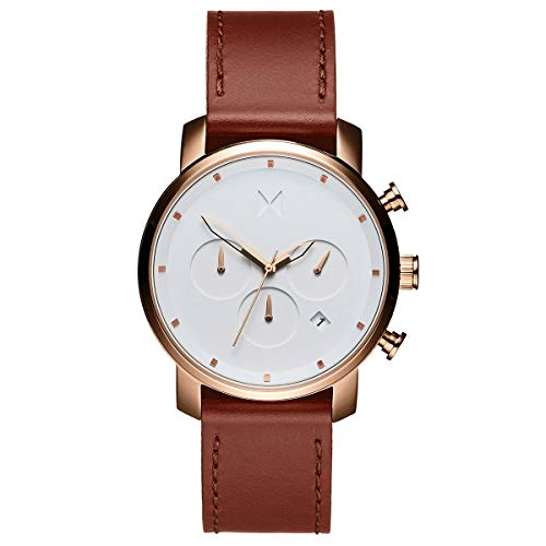 MVMT Men's chronograph watch with analogue date