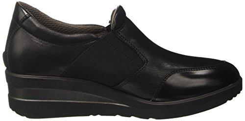 Basso Sneaker Nero Melluso R25814p Collo A Donna ITBq5