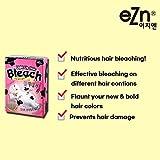 eZn Light Up Hair Bleach Hair Dye Moisturized and