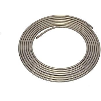 10 Foot Roll Speedway 5//8 OD Aluminum Hard Fuel Line//Tubing