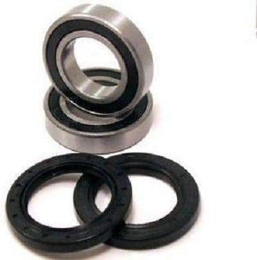 Boss Bearing H-CR125-FR-95-03-1I2-A-9 Front Wheel Bearings and Seals Kit for KTM SXC 625 2003-2005