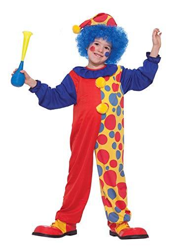 Value Priced Rainbow Clown -