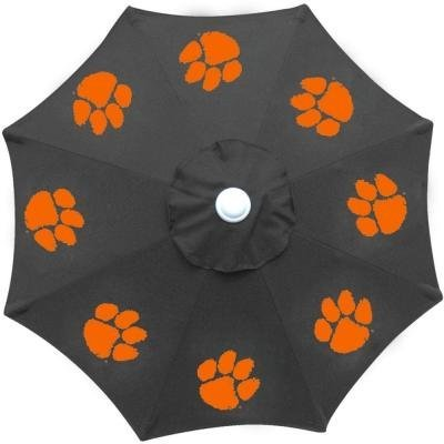 Seasonal Designs CTU128 Collegiate Patio Umbrella Clemson