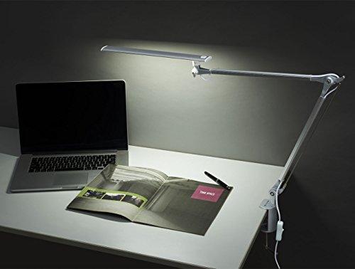 white alba architect product desk lamp