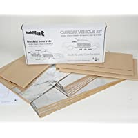 HushMat 66305 Sound and Thermal Insulation Kit (1994-2002 Exteneded Cab Dodge Ram)