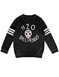 ZYALO Kids Outfit Teen Boys H2O-Delirious-Youtuber- Long Sleeve T-Shirt Long Sleeve