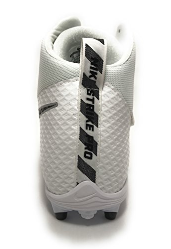 Tacchetti Da Calcio Nike Lunarbeast Pro Td Cf Bianco / Nero-nero