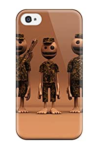 Forever Collectibles Army Group Hard Snap-on Iphone 4/4s Case