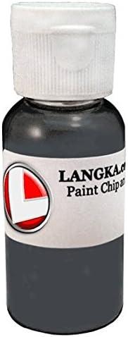 Genuine GM ACDelco Dark Gray Touch Up Paint Code 75U WA411P GAS