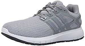 adidas Performance Men's Energy Cloud Wtc m Running Shoe, Grey/Tech Grey/Clear/Grey, 12 M US
