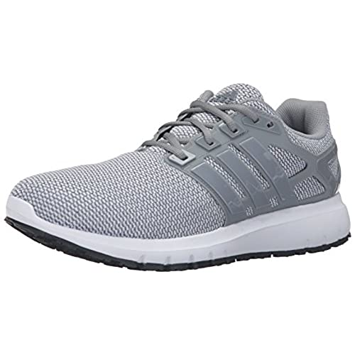 adidas Men's Energy Cloud Wtc m Running Shoe, Grey/Tech Grey/Clear/Grey, 12  M US