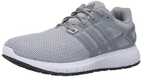 adidas Men's Energy Cloud Wtc m Running Shoe, Grey/Tech Grey/Clear/Grey, 11 M (Adidas Running Cushion)