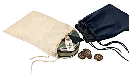 Joe's USA(tm) - Cotton Shoe Bags in 3 Colors - Qty of 12 by Joe's USA (Image #1)