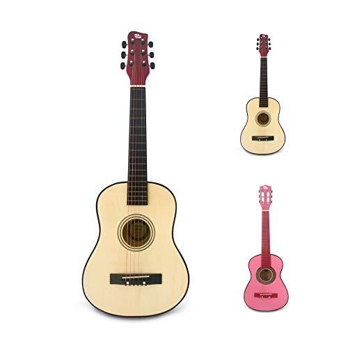 CB SKY 30-inch Junior/Student Acoustic Guitar/Beginner/Kids musical toys, musical instrument