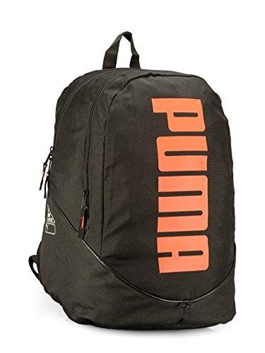 Puma Hiking Backpack (Black Orange)  Amazon.in  Bags 3cd29d7d2561c