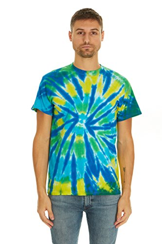 (Krazy Tees Tie Dye T-Shirt, Karma,)