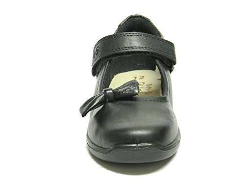 NEW Girls School Shoes Black Leather UK Kids Size Shoes 8 to 3: Amazon.co.uk:  Shoes & Bags