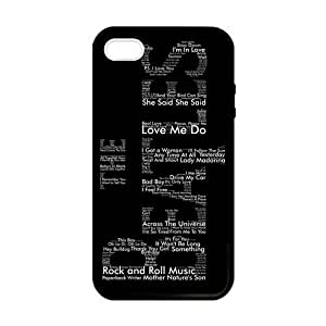 The Beatles Songs Case for iPhone 5 5s case