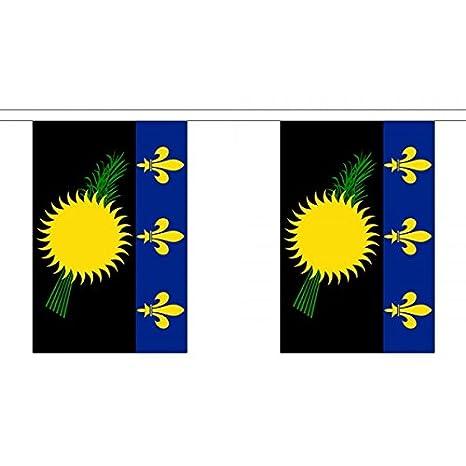 3 metros 10 (22,86 cm x 15,24 cm) de la bandera de Guadalupe ...