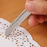 Utility Knife Box Cutters Retractable Razor Knife