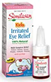 Similasan Kids Irritated Eye Relief Drops 10 mL (Pack of 7)