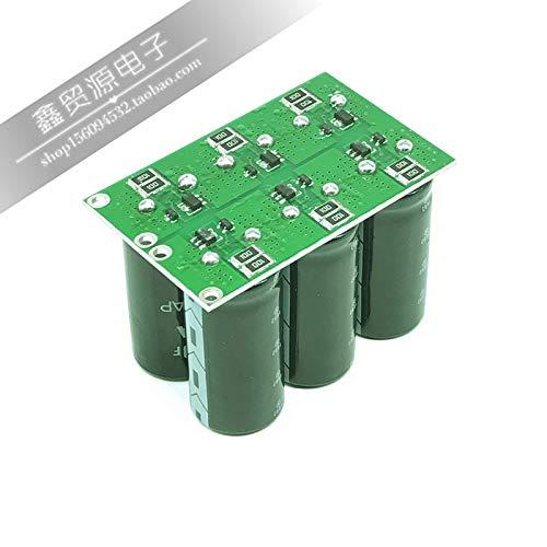 Mustwell 1PC 16V 20F Automotive Rectifier Starter Filter Super Farad Capacitor 20F 16 Ultra Capacitor Module 2.7V 120F Module
