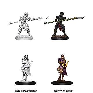 Dungeons & Dragons Nolzur`s Marvelous Unpainted Miniatures: W9 Yaun-Ti Purebloods