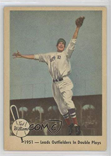 Ted Williams (Baseball Card) 1959 Fleer Ted Williams - [Base] #43