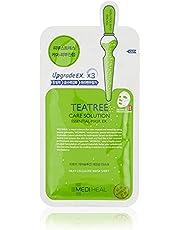 Mediheal N.M.F Teatree Care Solution Essential Ex gezichtsmasker, 24 ml