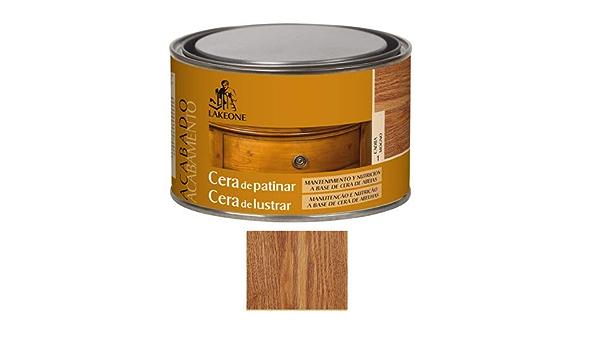 Cera de Patinar Caoba 300 ml - Lakeone: Amazon.es: Bricolaje ...