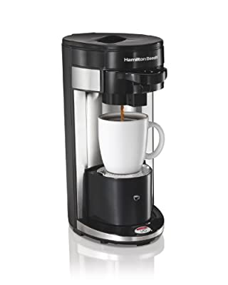 Hamilton Beach Single-Serve Coffee Maker, FlexBrew (49999A) (Discontinued Model)