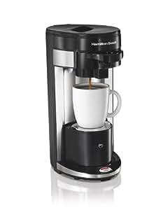 Hamilton Beach Single-Serve Coffee Maker, FlexBrew (49999A) (Discontinued Model)